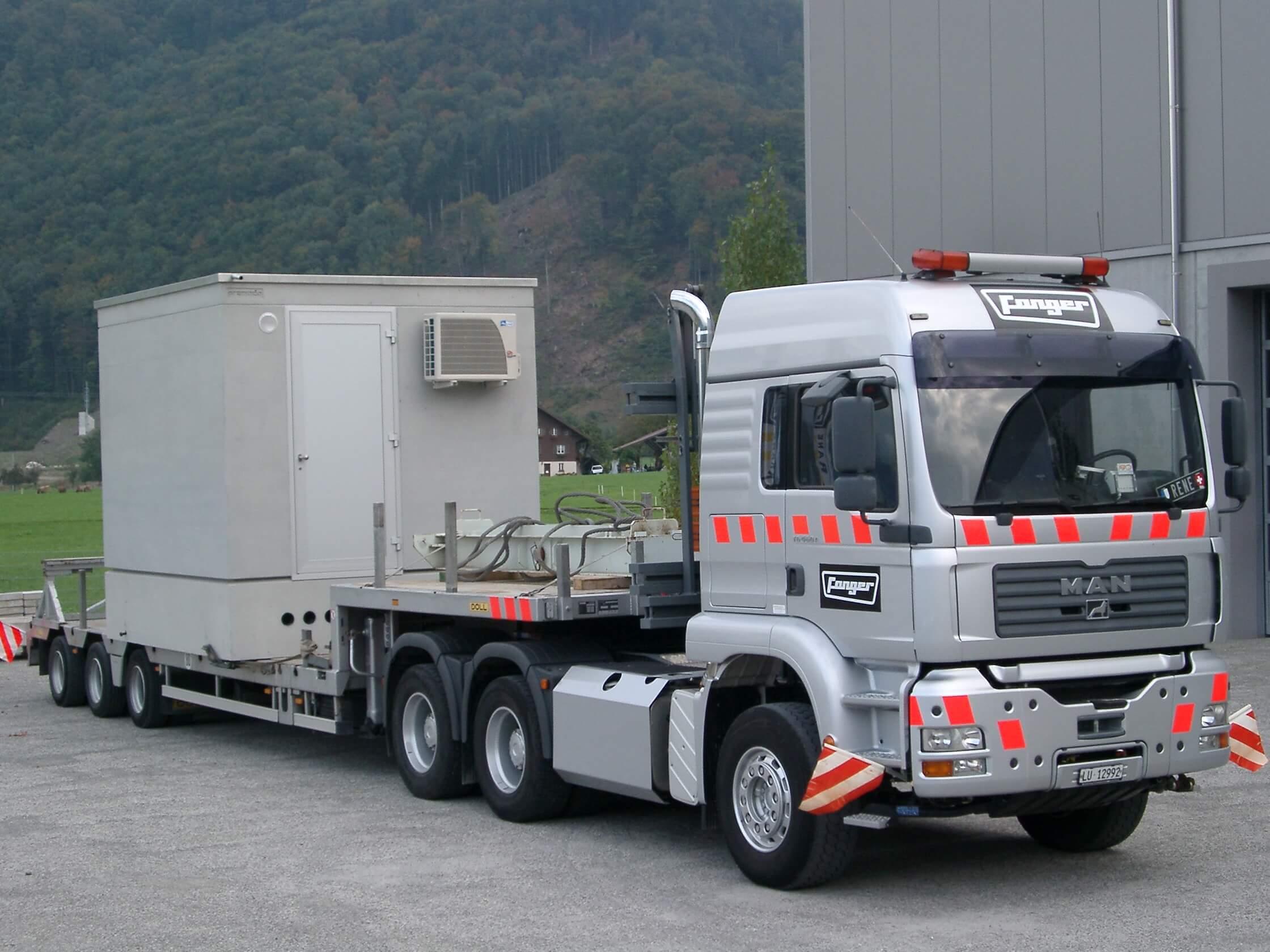 Technikkabine SBB Buchrain 077