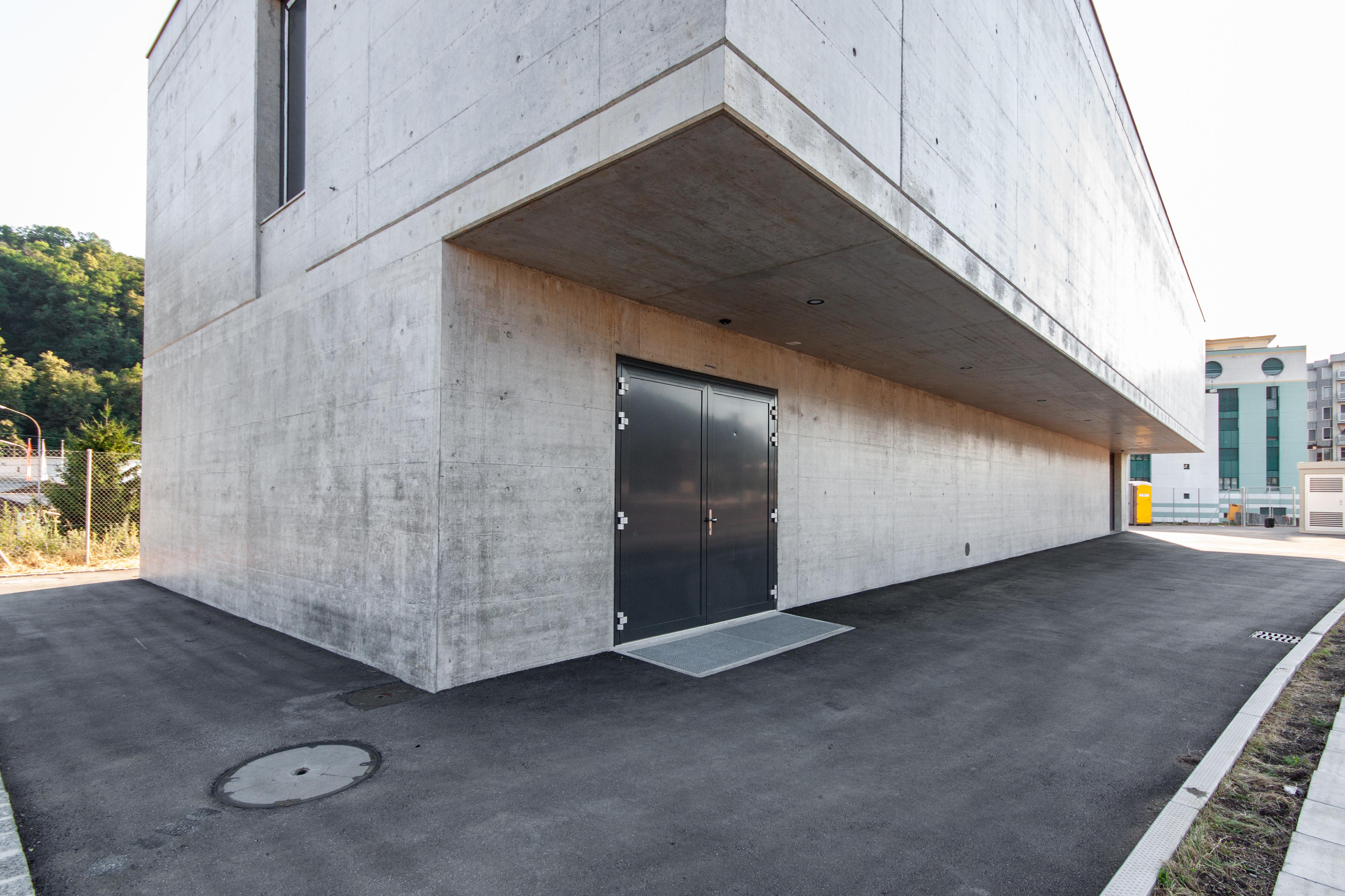 Bahntechnikgebäude 6830 Chiasso-0887