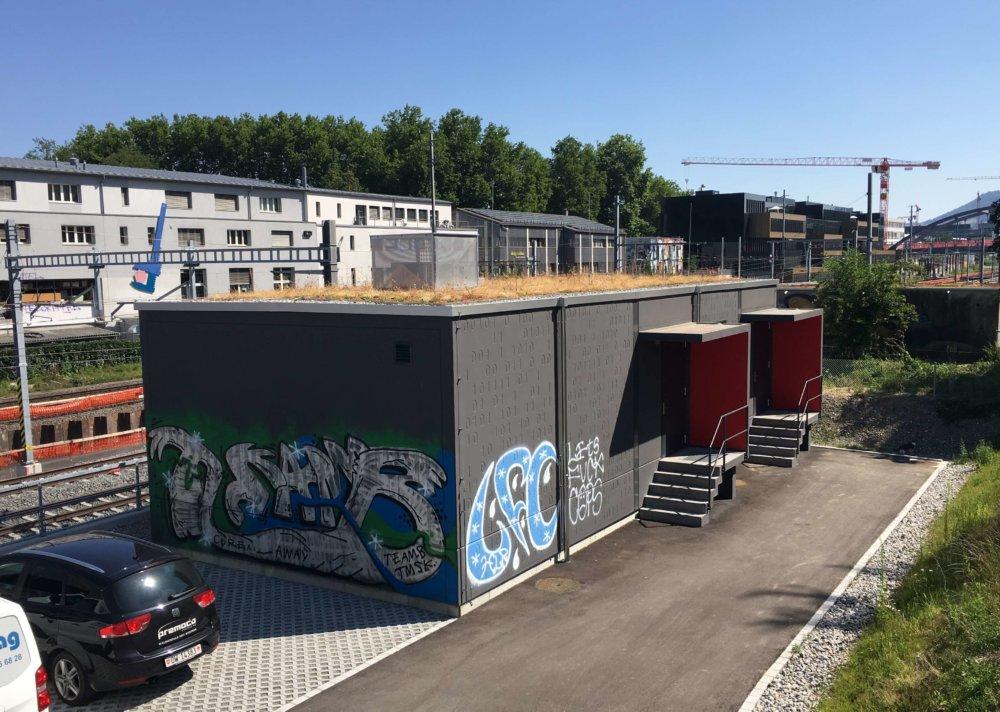 BTG Scheibenstrasse