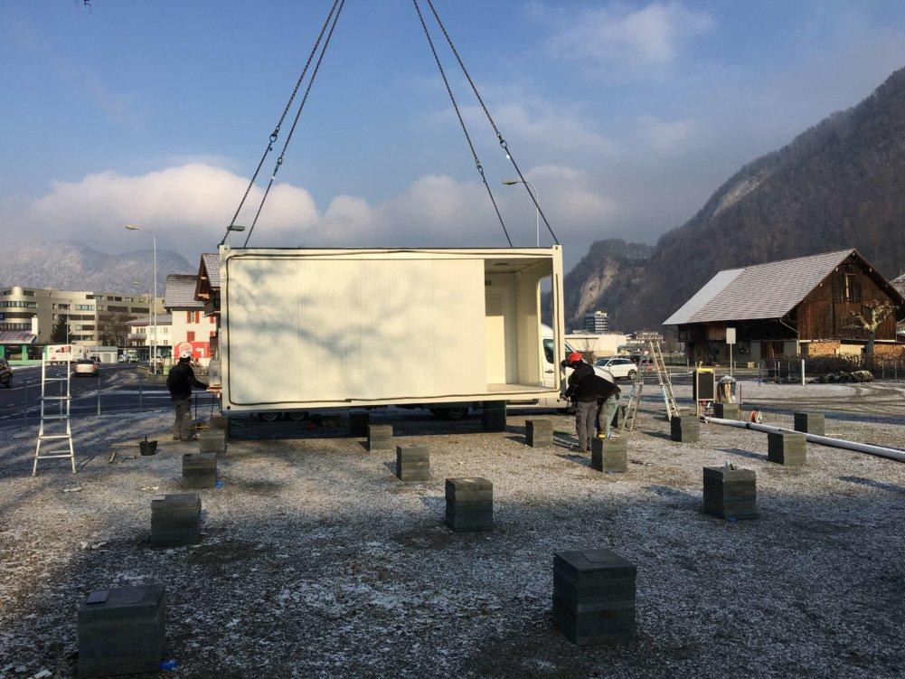 Provisorium Staatskanzlei Nidwalden