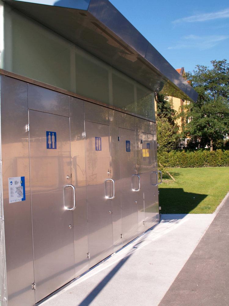 Züri WC Blatterwiese