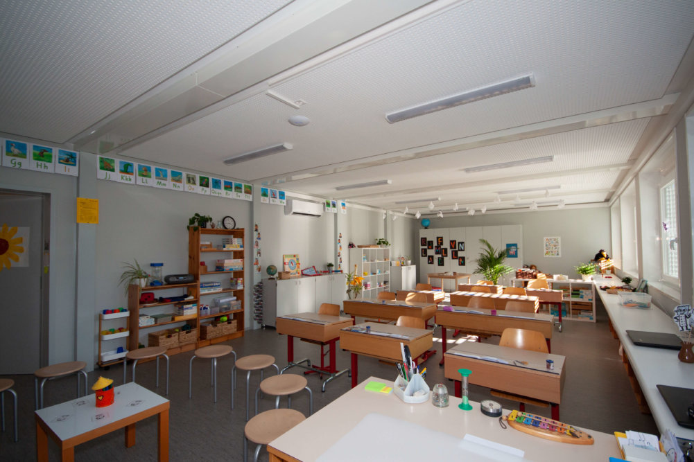 Schulraumerweiterung Kirchberg