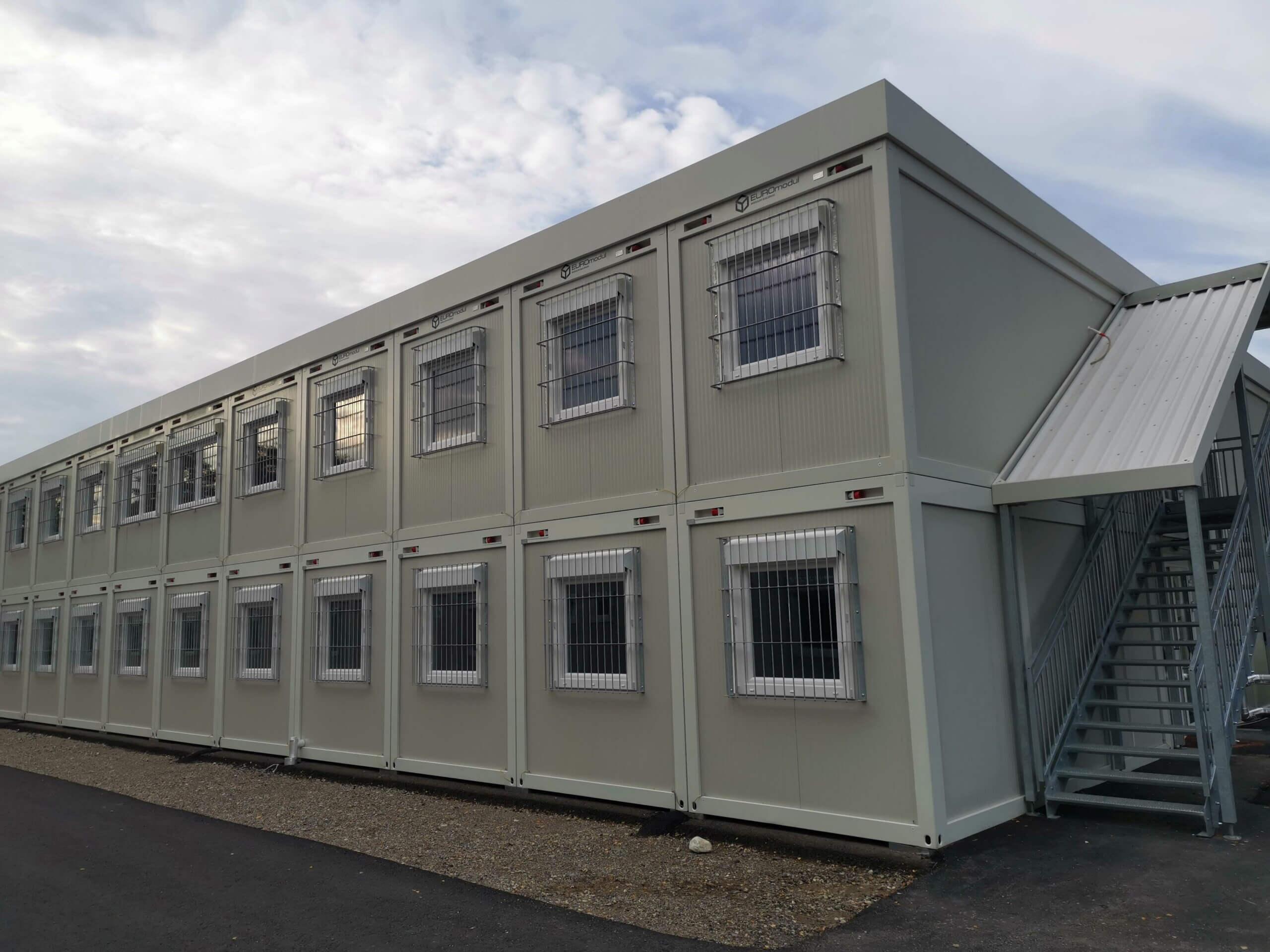 EUROmodul Bürocontainer Anlagen, Mietcontainer, Wohncontainer (7)