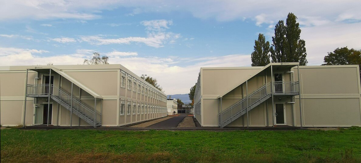EUROmodul Bürocontainer Anlagen, Mietcontainer, Wohncontainer2